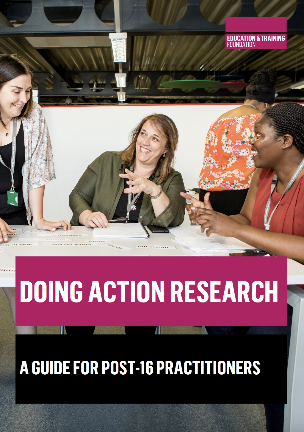 Front cover of resource: Doing Action Research